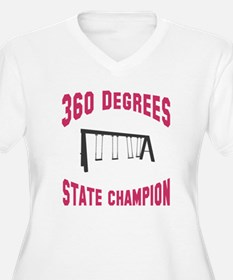 360 Degrees State T-Shirt