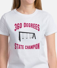 360 Degrees State Champion Women's T-Shirt
