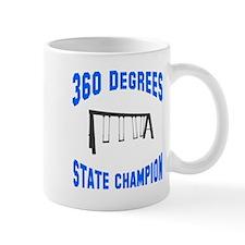 360 Degrees State Champion Mug