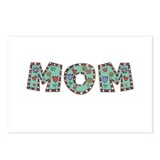 Country Mom Postcards (Package of 8)