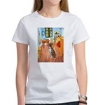 Room with a Boxer Women's T-Shirt