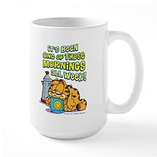 One Of Those Mornings Coffee MugMugs