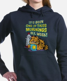 One of Those Mornings Hooded Sweatshirt