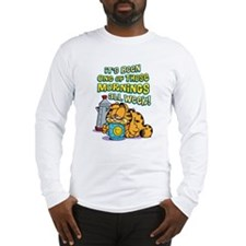 One of Those Mornings Long Sleeve T-Shirt