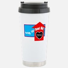 You Send Me-Sam Cooke/t-shirt Travel Mug