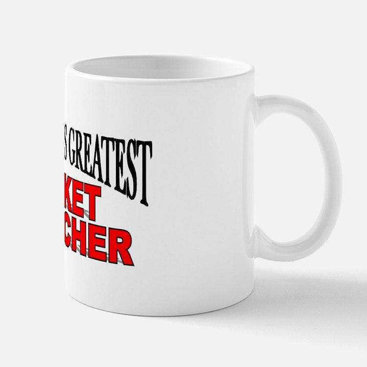"""The World's Greatest Rocket Launcher"" Mug"