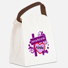 My Everything-Barry White/t-shirt Canvas Lunch Bag