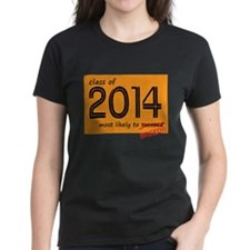 Class of 2014 most likely to breed T-Shirt