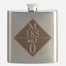 M 185 / Mackinac Island Flask