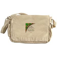 IRISH DIPLOMACY Messenger Bag