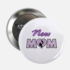 New Mom Button