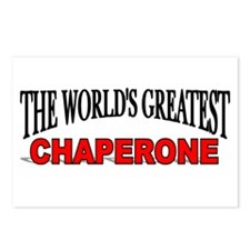 """The World's Greatest Chaperone"" Postcards (Packag"