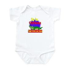 'Free At Last.:-) Infant Bodysuit