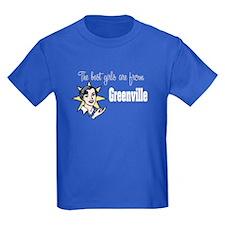 Best Girls Greenville T