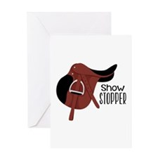 Show STOPPER Greeting Cards