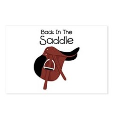 Back In The Saddle Postcards (Package of 8)
