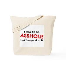 Good at it Tote Bag