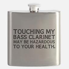 Bass Clarinet Hazard Flask