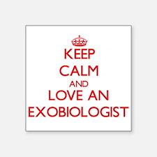 Exobiologist Sticker