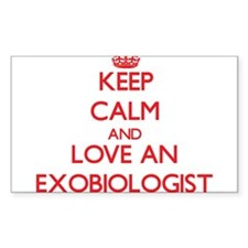 Exobiologist Decal