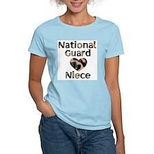 NG Niece Heart Camo T-Shirt