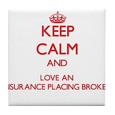 Keep Calm and Love an Insurance Placing Broker Til