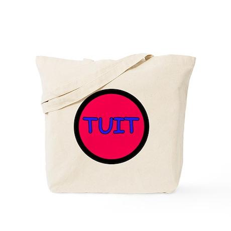 Round TOIT Tote Bag