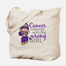 Combat Girl Leiomyosarcoma Tote Bag