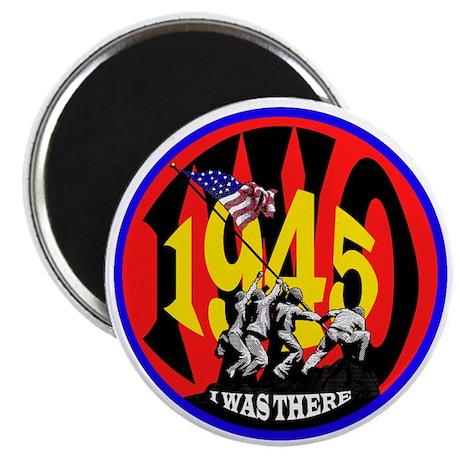 """IWO JIMA 2.25"""" Magnet (10 pack)"""