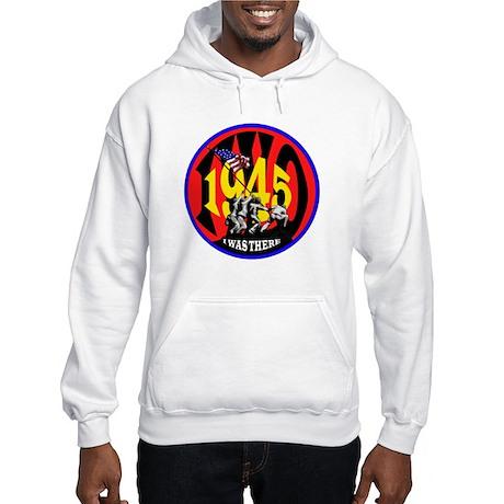 IWO JIMA Hooded Sweatshirt