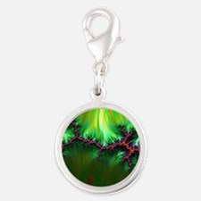 fractal duocolor green Charms