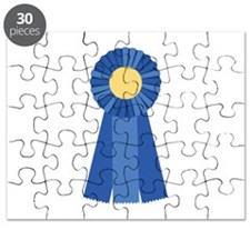 First Place Blue Ribbon Puzzle