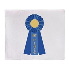 1ST PLACE Throw Blanket
