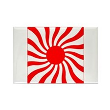 sun rising 4 Rectangle Magnet (10 pack)