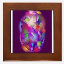 A Jewel Framed Tile