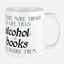 More Things To Life Than Alcohol Books Mugs