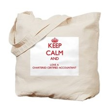 Keep Calm and Love a Chartered Certified Accountan