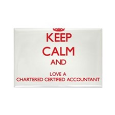 Keep Calm and Love a Chartered Certified Accountan
