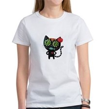 Black Cat of The Dead T-Shirt