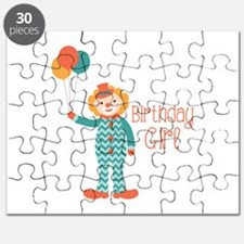 Birthday Girl Puzzle