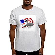 Schnauzer USA T-Shirt