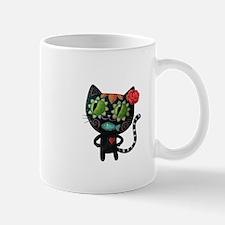 Black Cat of The Dead Mugs