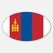 Flag of Mongolia Decal