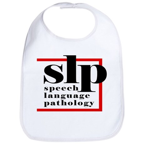 SLP - Speech Language Patholo Bib
