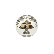 Heather Myers 123c2b CHOCOLAT CHOCOLAT Mini Button