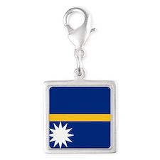 Flag of Nauru Charms