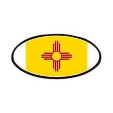 Flag of New Mexico Patches