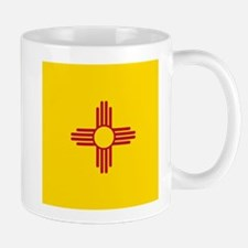 Flag of New Mexico Mugs