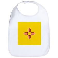 Flag of New Mexico Bib