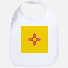 Flag of New Mexico Bib